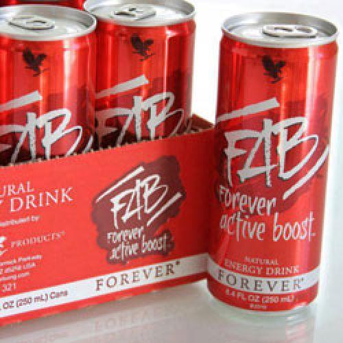 Энергетический напиток ФАБ (Forever Active Boost).