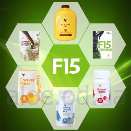 Программа F15 комплекс для снижения веса купить в Украине.