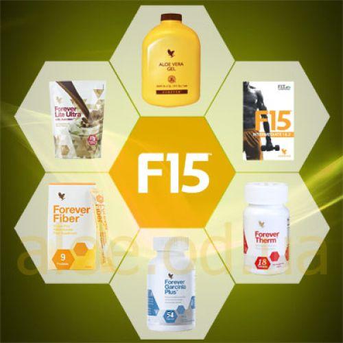 Форевер F15 комплекс для снижения веса купить в Украине.
