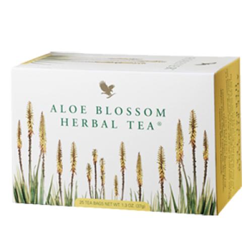 Травяной чай с цветками алоэ (ALOE BLOSSOM HERBAL TEA).