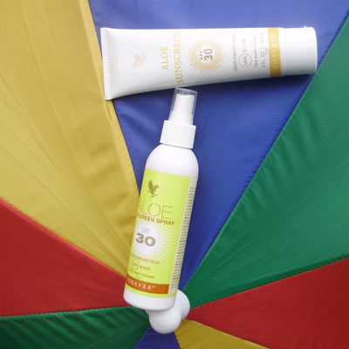ОТЗЫВ о продуктах Солнцезащитный спрей и Солнцезащитный Крем с Алоэ.