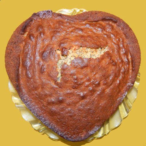 Пирог с маком.