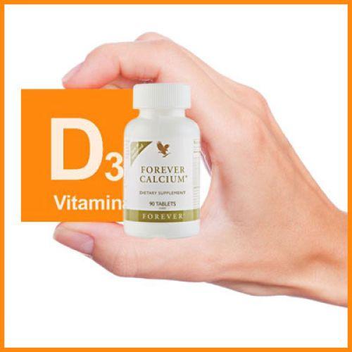 Форевер Кальций и витамин D3.