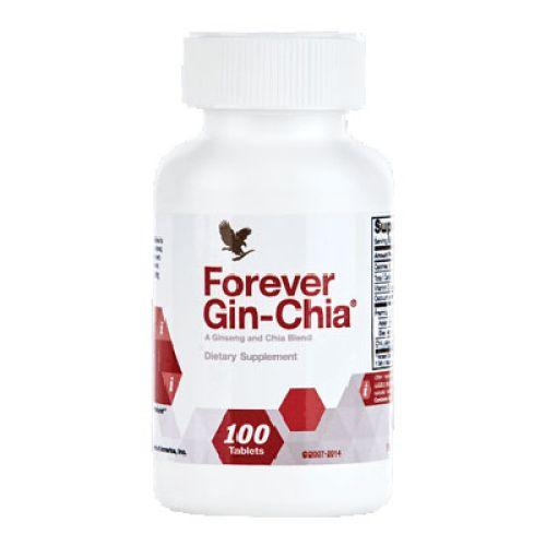 Форевер Джин Чиа для здоровья. Forever Gin-Chia в Украине.