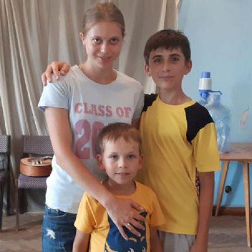 Детский лагерь Оскар.