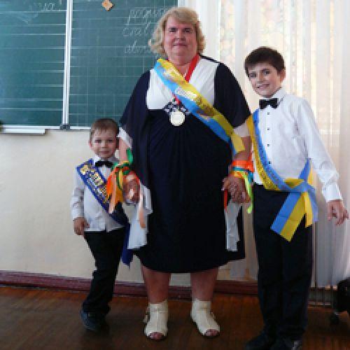 Поздравляем Людмилу Григорьевну Цыганенко