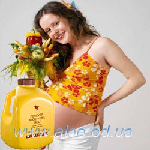 Алоэ и беременность.