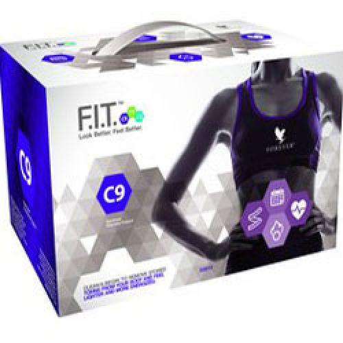 Контроль веса с Форевер С9 и ФИТ.