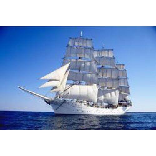 Алоэ Ферст в морское путешествие.