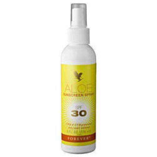 Солнцезащитный спрей с Алоэ (Аloe Sunscreen Spray).