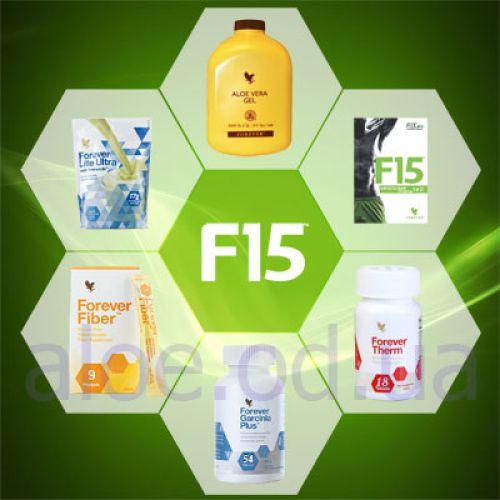 Программу F15 Форевер комплекс для снижения веса купить в Украине.