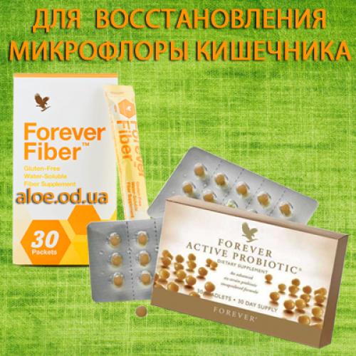 Препараты для восстановления микрофлоры кишечника.