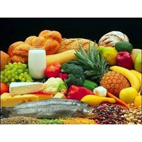 Укрепление иммунитета продуктами питания.