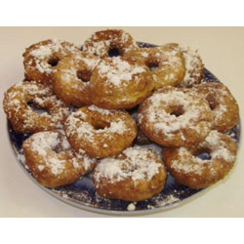 Пончики московские. Сладкая выпечка.