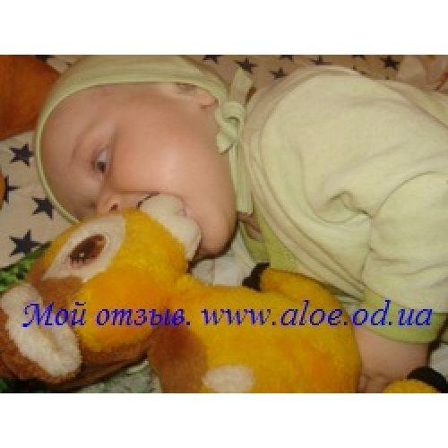 Алоэ Ягодный Нектар: отзыв ребенка грудного возраста.