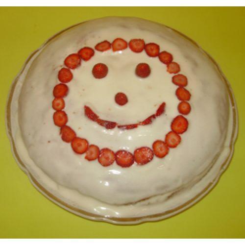 Торт «УЛЫБКА».