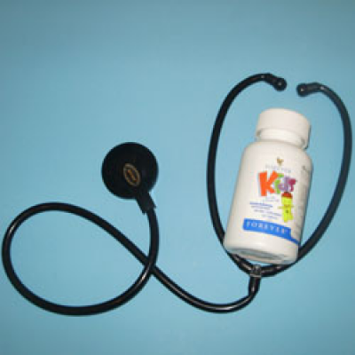 Натуральные детские витамины Форевер Кидз.