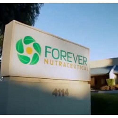 Видео Тур по заводу  Forever Nutraceutical.