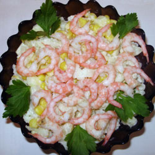 Кулинарные шедевры: Салат Нежность.